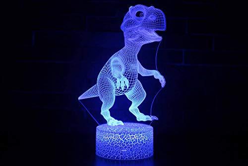 3D Luz De Noche,LED Ilusión Óptica Lámpara,7 Colores/Control Remoto Estado Animico Lámpara Mesa,Decoración Del Dormitorio Para Niños,Vacaciones/Cumpleaños/ Navidad/Halloween/Partido Regalos Creativos.
