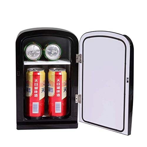 XUSHEN-HU Frigorifero per Auto 6L Autonoleggio Riscaldamento e Raffreddamento Uso Box Doppio for Uso Domestico e refrigerazione ad Uso Domestico Mini