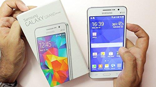 Samsung Galaxy Grand Prime SM-G530AZ Cricket Wireless White, Prepaid, Clean ESN