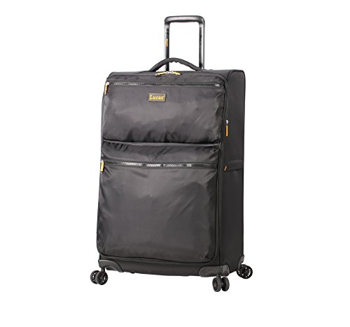 Lucas Designer Luggage Collection - Expandable 28 Inch...