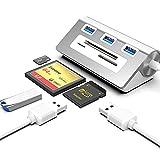 Opluz USB 3.0 Hub und CF-Kartenleser kombiniert,...