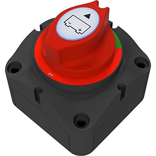 Offgridtec® Batterietrennschalter 12V 24V 275A M10 Schraubanschluss