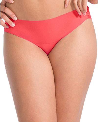 SPANX Undie-Tectable Lace Bikini (FP2415), Cherry Blossom, XS