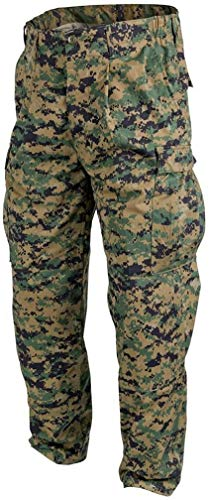 Helikon-Tex USMC Hose Uniform -Polycotton Twill- USMC Digital Woodland