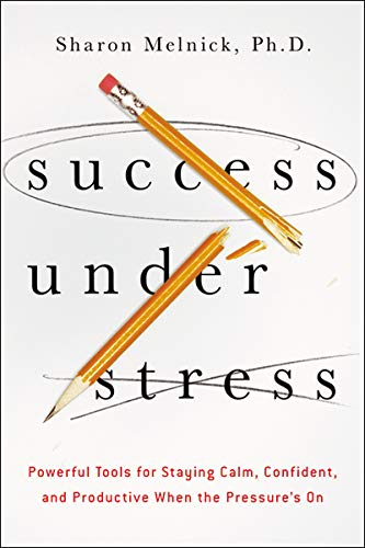 Image OfSuccess Under Stress: Powerful Tools For Staying Calm, Confident, And Productive When The Pressures On