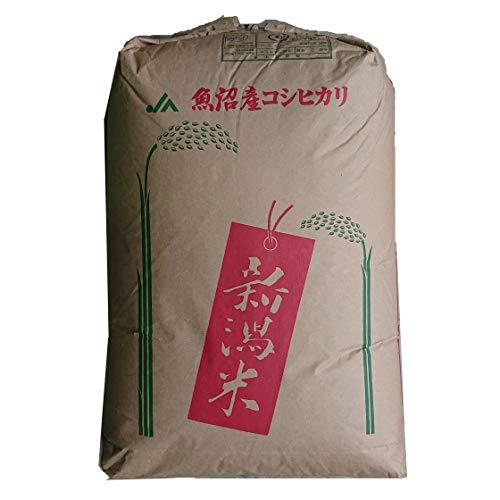 みのライス 【 玄米 】 新潟県 魚沼産 コシヒカリ 検査1等 30Kg 令和2年産