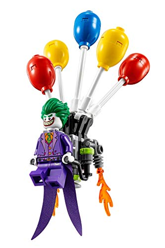 LEGO The Batman Movie - Joker with Cape and Balloon Backpack (70900)