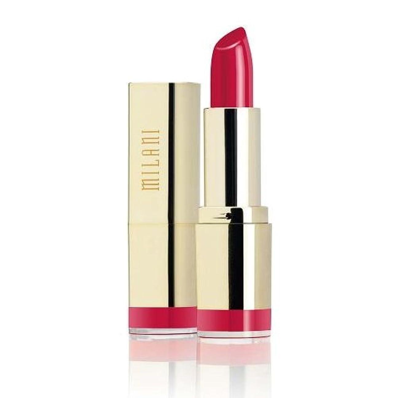 いらいらする図閉じ込めるMILANI Color Statement Lipstick - Red Label (並行輸入品)