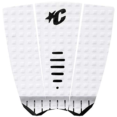 Creatures of Leisure Mick Fanning Lite Traction Pad White