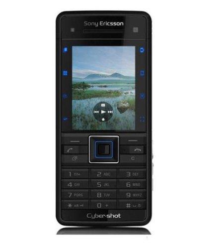 Sony Ericsson C902 - Teléfono Móvil Libre - Negro