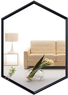 CHHD Miroir de courtoisie de Salle de Bains, Miroir de Maquillage Miroir Mural décor pour Chambre à Coucher, Miroir Mural ...
