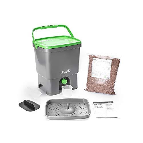 Vivre Mieux Komposter Stück Organico & Aktivator Farbe: je nach Verfügbarkeit