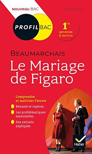 Profil - Beaumarchais, Le Mariage de Figaro: toutes les clés d'analyse pour le bac