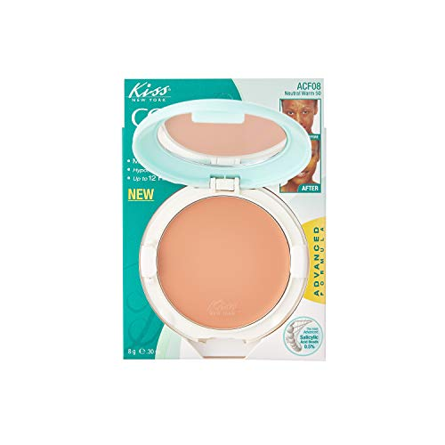 KISS Cover and Care Cream Foundation Neutral Cool30 ACF06