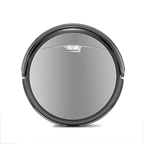 Find Bargain YZCM Robotic Vacuum Cleaner,Powerful Suction, Self-Charging, Super Quiet Design,Tangle ...