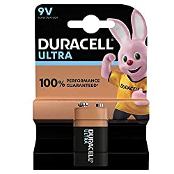 Longer lasting power guaranteed compare to Duracell Power Plus range PP3, 9V | 1 Piece