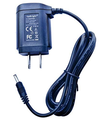 UpBright 4.5V-5V AC/DC Adapter Compatible with ETON FR-250 FR-300 FR-350 FR-400 FR-405 FR200 Symbol Barcode Scanner LS4278 LS4208 LS2208 DS6708 LS1203 LS3008 DS6607 Stb4278 Motorola Extech BR200 BR250