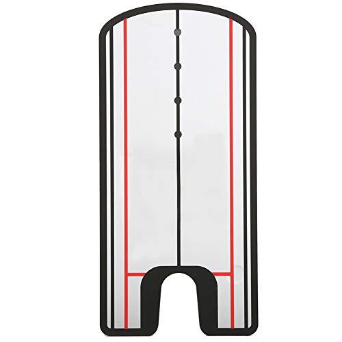 VGEBY1 Golf Putting Spiegel, Plastic Golf Praktijk Putting Spiegel voor Correcte Houding Golftraining hulpmiddel