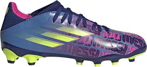 adidas X SPEEDFLOW Messi.3 MG J, Zapatillas Deportivas, AZUVIC/ROSSHO/Amasol, 28 EU