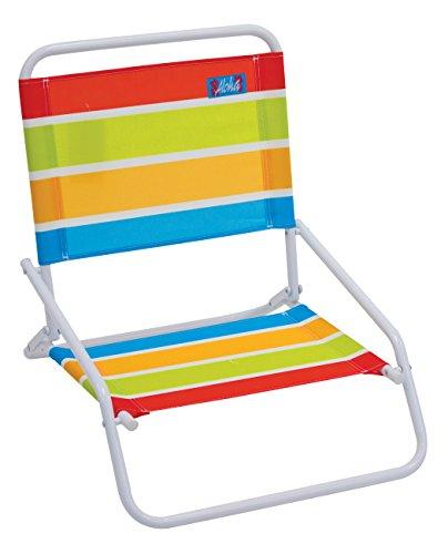 Beach Wave Folding Sand Chair by Rio