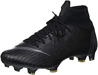 NIKE Mercurial Superfly 6 Pro FG Soccer Cleat (Black)...