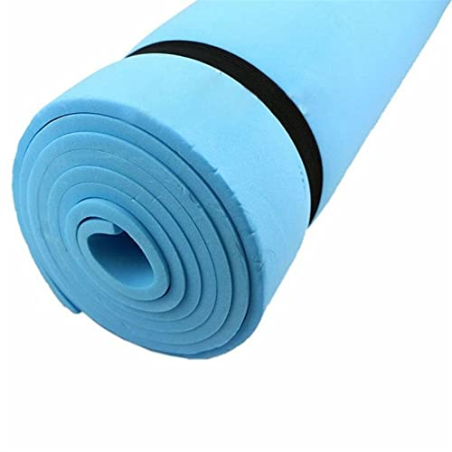 TYUTYU Almohadilla de Yoga Equipo de colchón para Dormir ecológico a Prueba de Leche Económico EVA Espuma