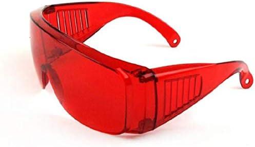 Láser Gafas Protectoras 200-540nm / 532nm Gafas de Seguridad Laboral de Vidrio de protección