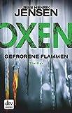 Oxen. Gefrorene Flammen: Thriller (Niels-Oxen-Reihe 3)