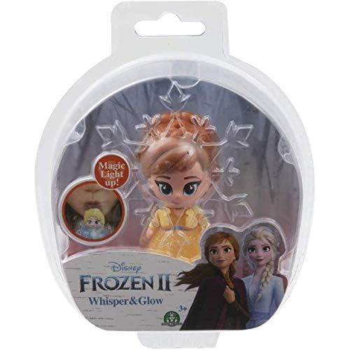 Giochi Preziosi Disney Frozen 2 Whisper and Glow Single Blister Mini Doll Ryder