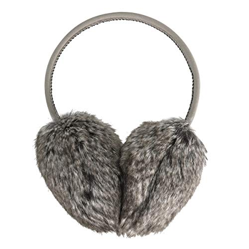 Luxury Earmuffs for Winter Ear Warmers for Women Faux Fur Headband Winter Ear Covers Protect Your Ears from Cold Weather