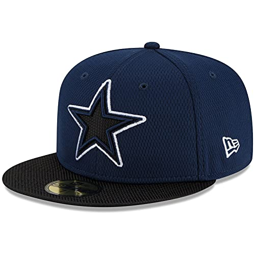 New Era 59FIFTY Cap - Sideline 2021 Dallas Cowboys - 7 5/8