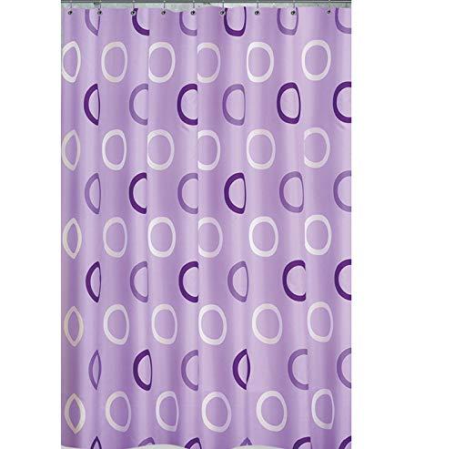 EDLER Textil Duschvorhang 180 x 200 cm