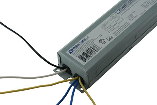 ROBERTSON 1P20131 RSW226CQ120 /A OEM-Pak of 20 Fluorescent Electronic Ballasts for 2 CFQ26W/G24q CFL Lamps, Preheat Rapid Start, 120Vac, 50-60Hz, Normal Ballast Factor, NPF (Successor to ROBERTSON RSO226CQ120 /A - Please confirm all specifications to our datasheet).