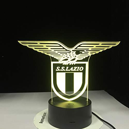 Latium Italien Club nachtlicht Touch Sensor Farbwechsel büro Club Home bar raumdekoration tischlampe