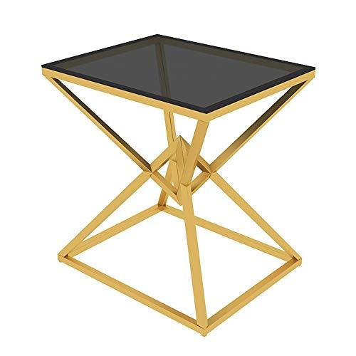 Axdwfd Tafels Mini-plein Table Sofa bijzettafel, Koffietafel, Nachtkastje, keuken, slaapkamer, Office -40 * 30 * 50cm (Color : B)