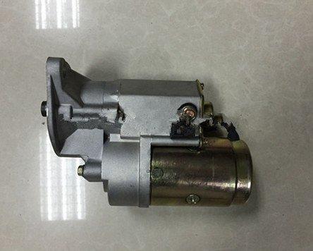 GOWE Motor de arranque para motor de arranque 4D94 4TNE94 10 dientes para pieza de motor de carretilla elevadora Yanmar