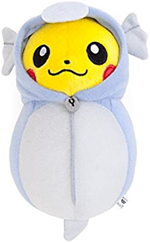 Pikachu sleeping bag collection stuffed Hakuryu