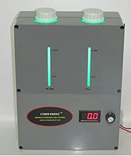 cyberenerji COMPLETE BOXED HYDROGEN SYSTEM, 16 PLATE HHO DRY CELL, HYDROGEN GENERATOR, FUEL SAVE, CTBER ENERGY L2KS SYSTEM