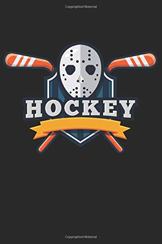 Hockey: notizbuch a5 notizbuch a5 liniert notizbuch a5 softcover notizbuch a5liniert notizbuch