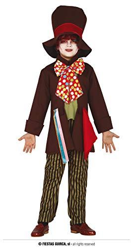 FIESTAS GUIRCA Disfraz de Costurero Loco para nio de 3 a 4 aos