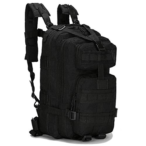 Outdoor Military Tactical Army Sport Travel Rucksack Camping Hiking Trekking Camouflage Bag, (Color : 4)