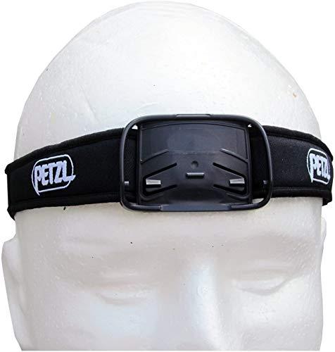 PETZL Bandeau de Rechange Tikka +/XP - Noir - Taille Unique