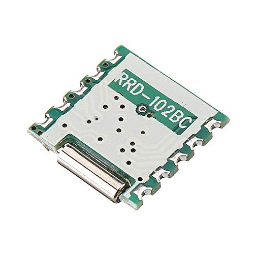 SHANG-JUN Fácil de Montar Módulo de Radio estéreo FM MP3 MP4 para TEA5767 Profesional Conveniente