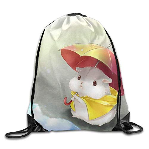 Lsjuee Classic Cute Cat Drawstring Bags Daypack for Activity,Work,Basketball,Running