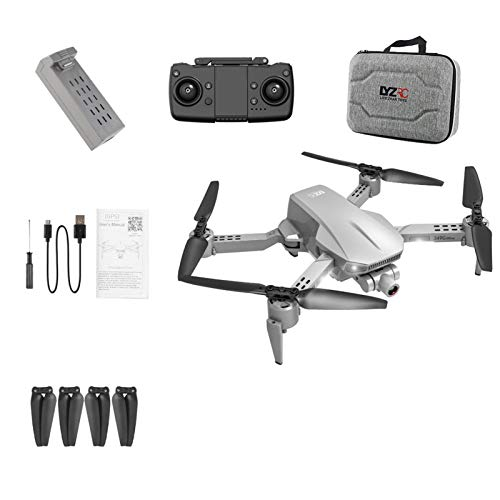 Drone Con Telecamera, 4K 120 ° Grandangolare, 90 ° ESC Regolabile Fotografia Gestuale E Riconoscimento Di Fotocamera Gimbal Meccanica A Due Assi Ad Alta Definizione Per Velivolo Drone