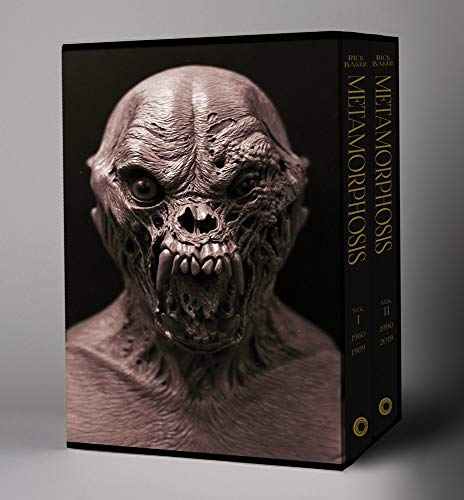 Rick Baker : Metamorphosis: Vol 1: 1950–1989, Vol 2: 1990–2019