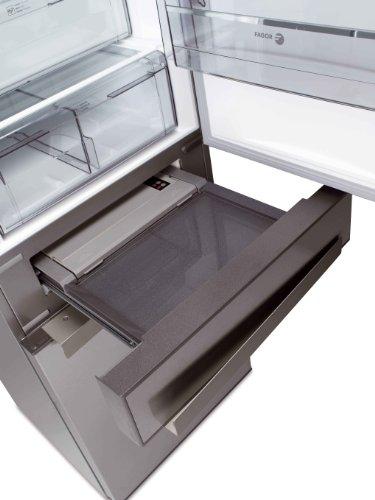 Fagor FFK6845X congeladora - Frigorífico (Independiente, Acero ...