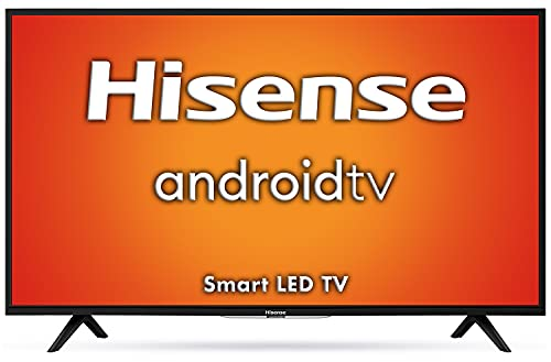 Hisense 108 cm (43 inches) Full HD Smart Certified Android...