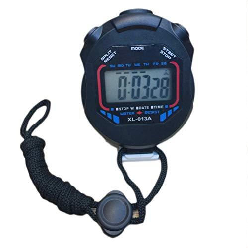 Faviye - Cronometro sportivo digitale portatile, tascabile, per allenatori e arbitri