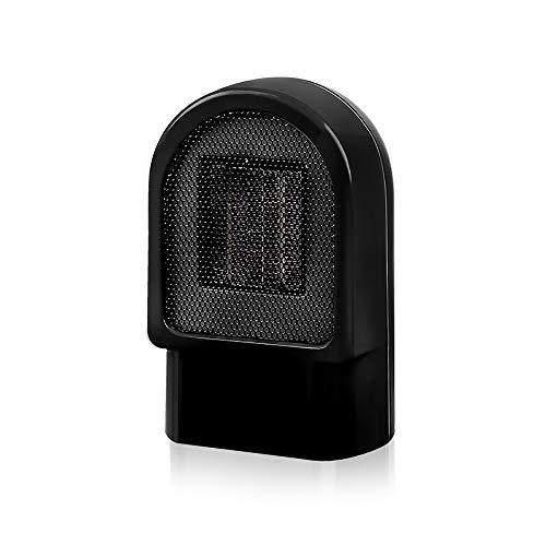 Tragbarer Heizlüfter Persönlicher Raum Elektrische Heizung Tisch Mini-Heizung Keramik-Heizung mit leisem Überhitzungsschutz Oszillationssicher Für das Büro zu Hause